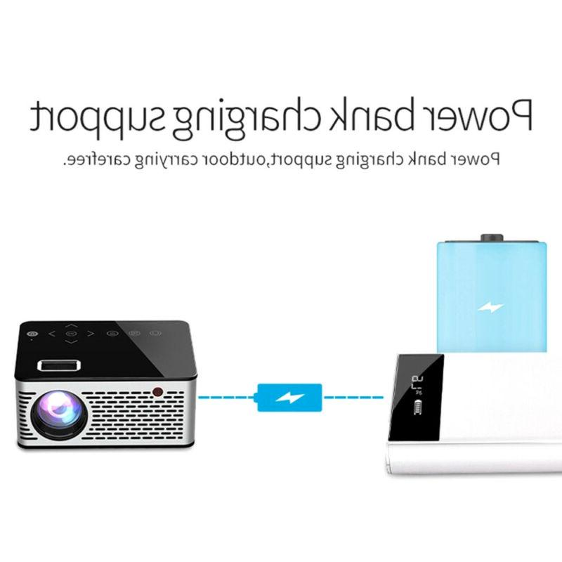 1080P LED Projector Home Theater