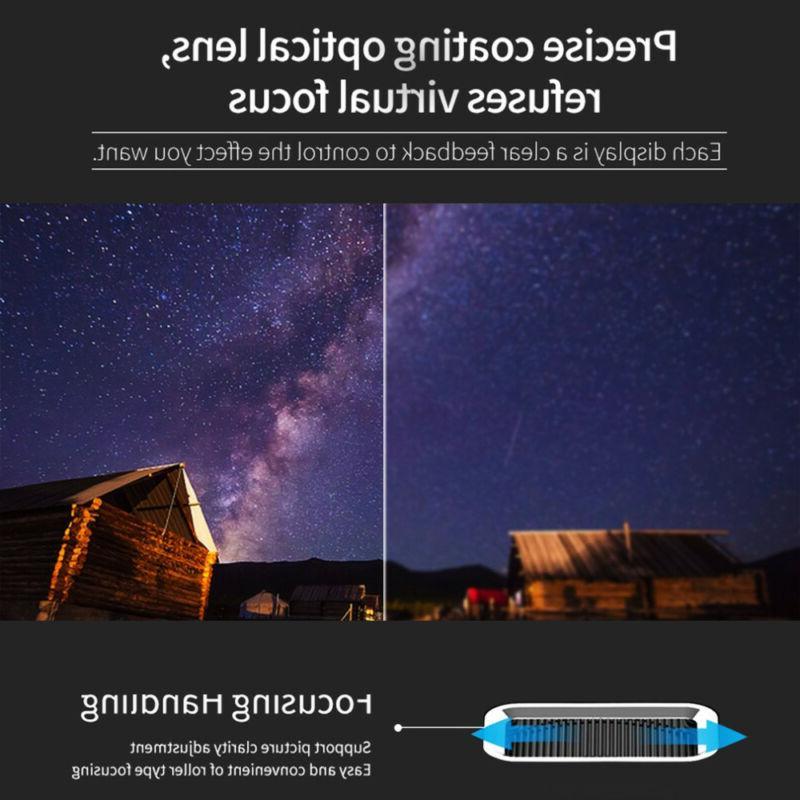 1080P Mini Portable High Multimedia Projector