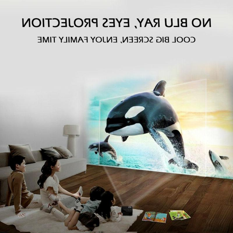 1080P LED High Projector Home