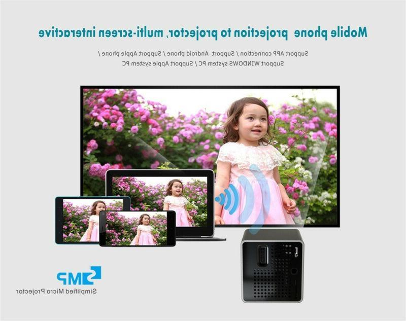 1080P Mini WiFi Portable Home Business USA