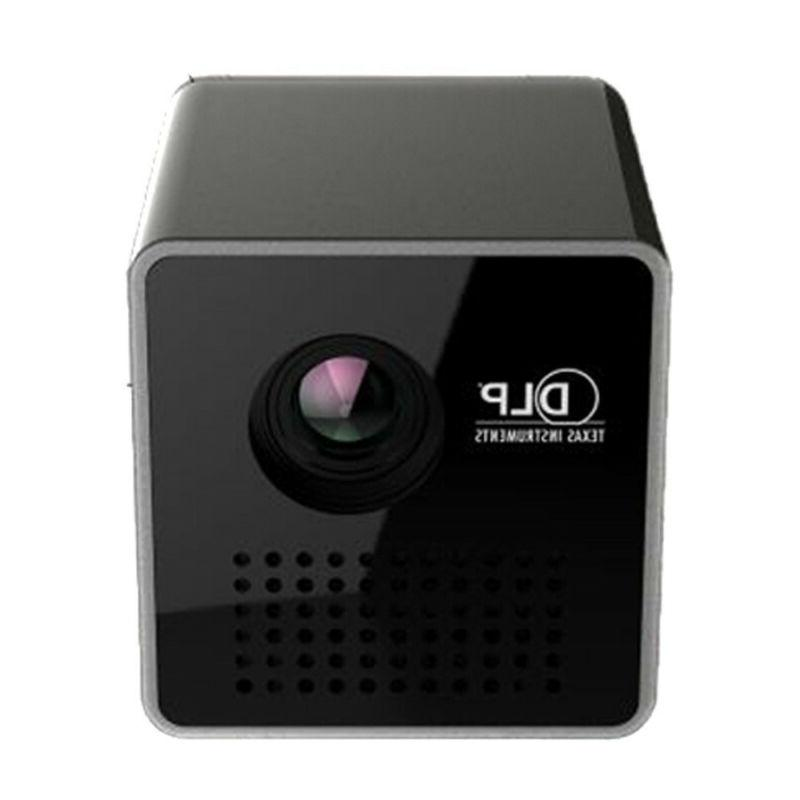 1080P Mini Projector Portable Home Business USA