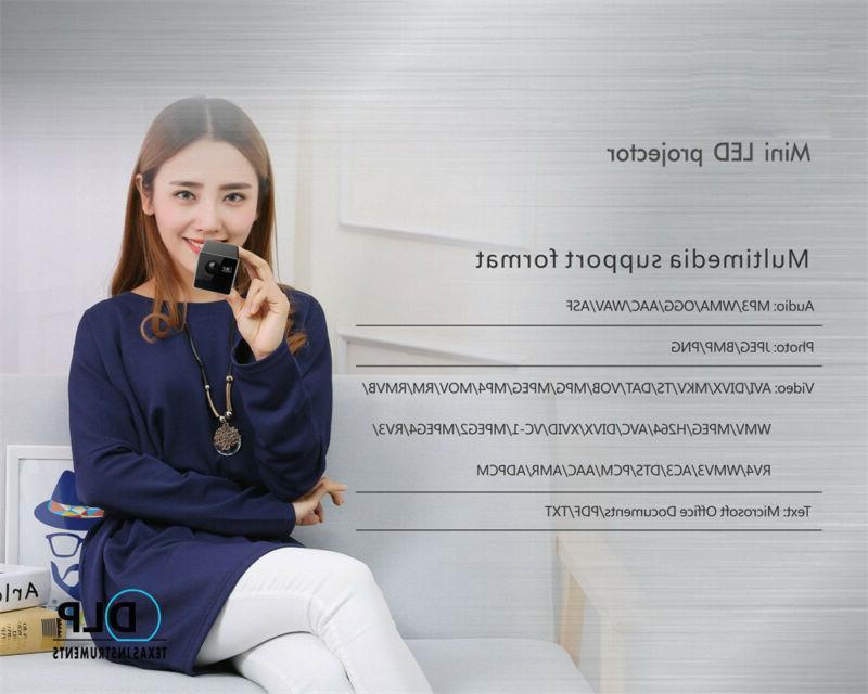 1080P Mini WiFi Portable Video Home Business USA