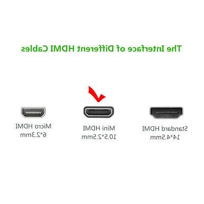 3M HDMI HDMI for Camcorders to Monitor