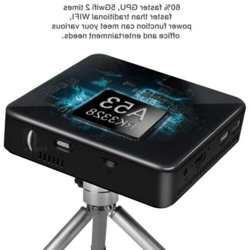 Mini Lumens USB WIFI Tripod