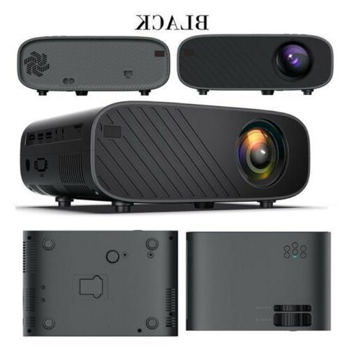 23000 Lumens HD WiFi Mini Home Cinema