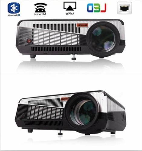 3000 Lumen LED Theater HD AV