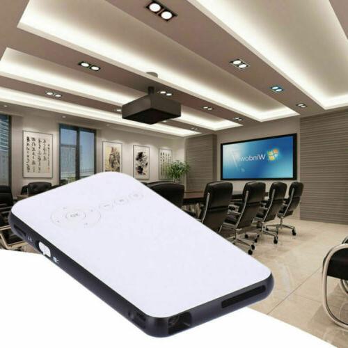 DLP WiFi 1080P Cinema Box IOS Phone