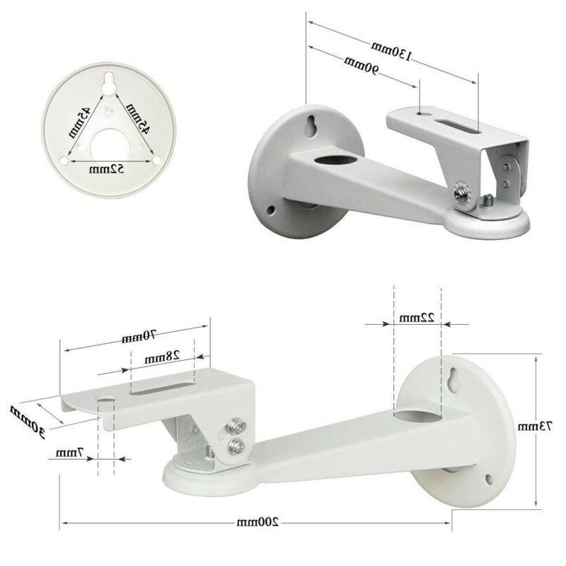 360° Universal Monitor Bracket Holder