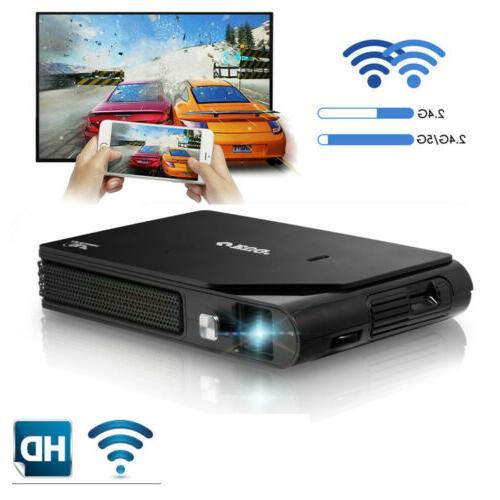 Projector DLP Home Cinema 1080p HDMI US