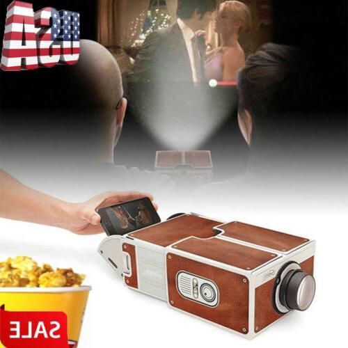 3D Mini phone Adjustable Portable Phone