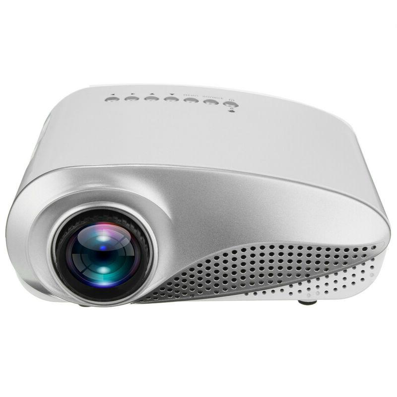 3D HD 1080P Mini Projectors Home Theaters B VGA HDYI TV
