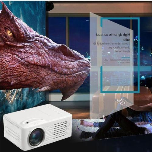 3D Mini Projector Theater Projectors