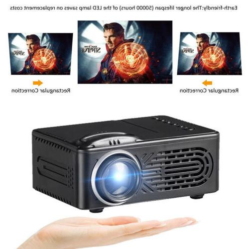 3D HD Projector LED Home Theater