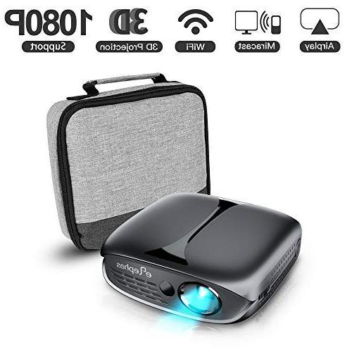 3d mini projector