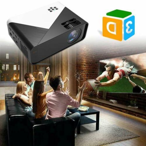 3D LED Projector HD USA