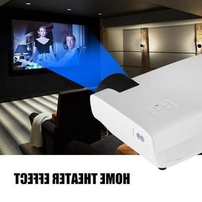 4K 1080P LED Theater USB