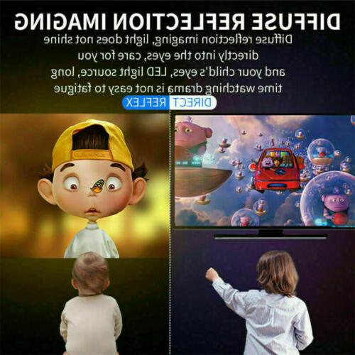 4K 3D Video Portable Home Theatre