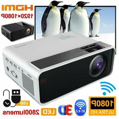 Mini 1080P Video Bluetooth Video 3D Theater Android