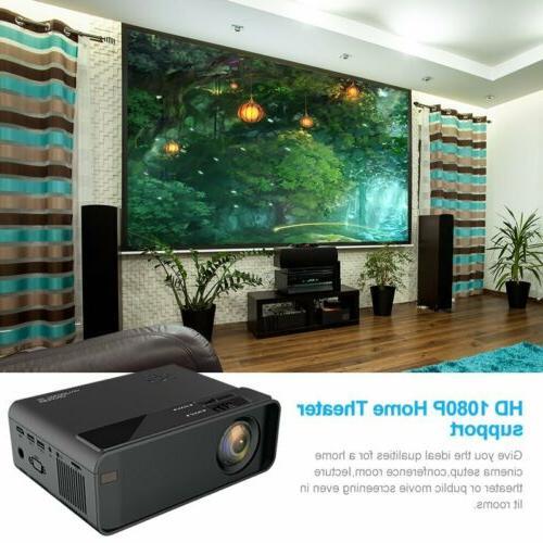 4K 3D LED Mini Video Home Cinema