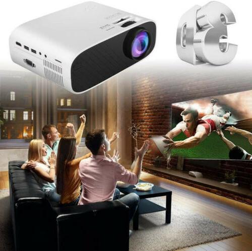 4K 1080P HD 3D Theatre Projector 18000LM K