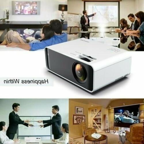 18000 Lumens Video Theater Cinema HDMI