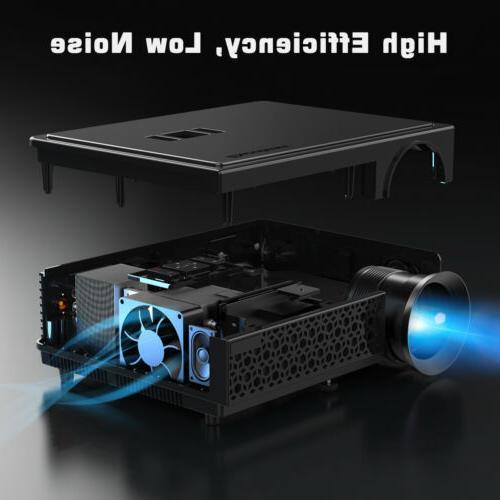 5000 3D 1080P VGA