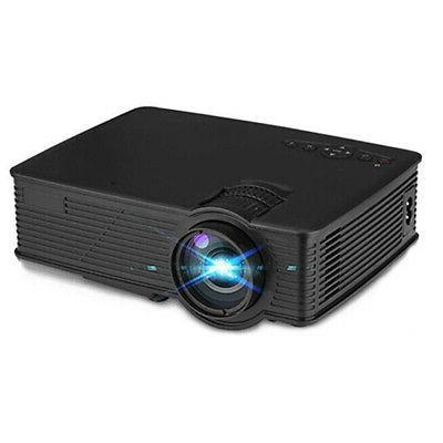 7000 Lumen Mini 3D Home Cinema USB/SD/HDMI/AV