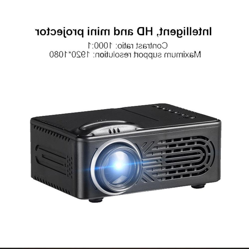 7000 1080P Full HD LED Multimedia AV WIFI