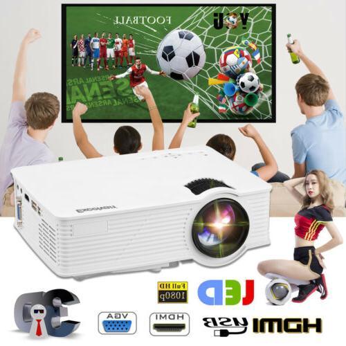7000 FHD 3D Mini Home USB Cinema