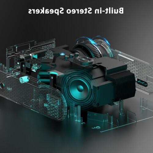"Portable 7000 130"" Mini Home HDMI USB SD"