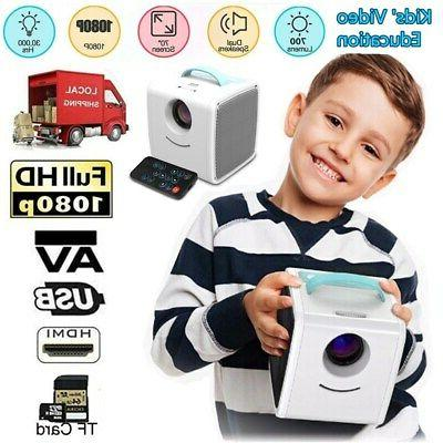 700lms mini portable 3d projector lcd multimedia