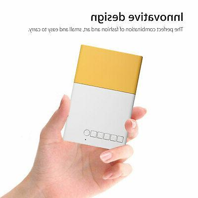 4K LED Android Wifi Smart Portable