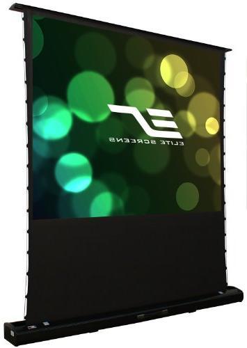 Elite Screens Kestrel Tension, 80-inch 4:3, Tab Tensioned Po