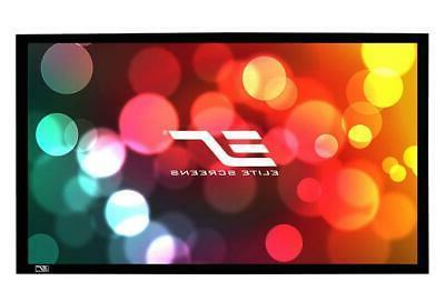Elite Screens Sable Frame Series, 103-inch Diagonal 2.35:1,