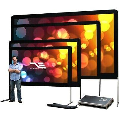 """100 inch Outdoor Screen with 8K 4K 3D Fast Movie 100"""" Mildew Projection Screen,"""