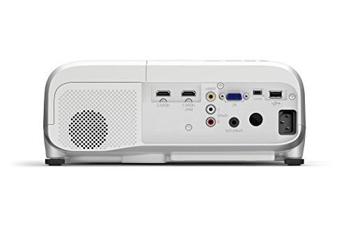 Epson Home Cinema 2045 Wireless Lcd - White