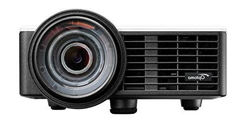 Optoma - Wxga Led 3d Dlp Projector - Multi