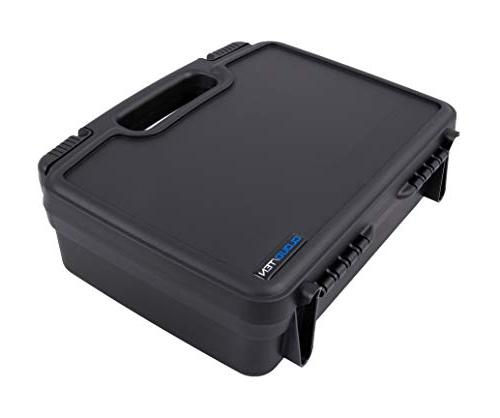 STURDY Portable Carrying Case P5 , P300 IVATION , Philips Brookstone Projectors, Tripod , and