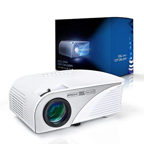acko portable mini projector office