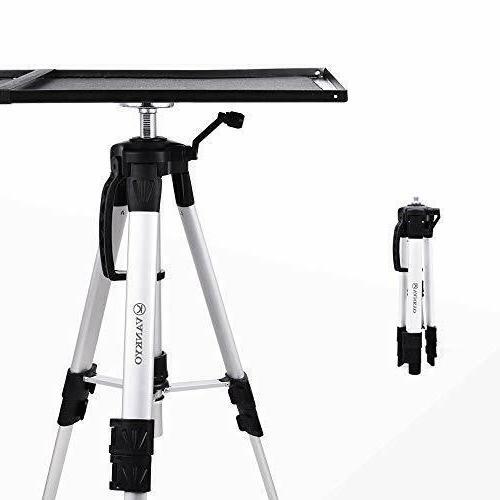 aluminum tripod projector stand