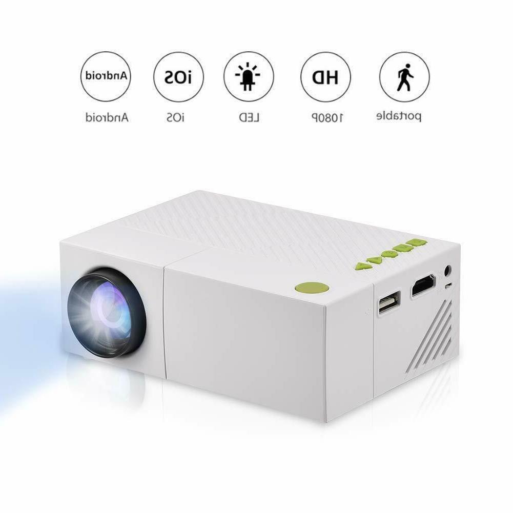 bk4ff1 fosa mini projector portable 1080p led