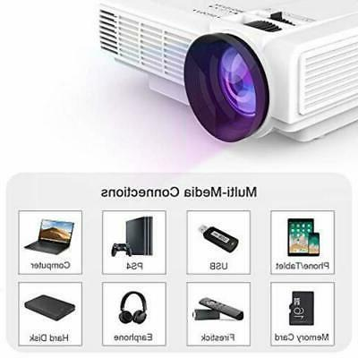 VIVIMAGE C3 MINI LED Home Video USB