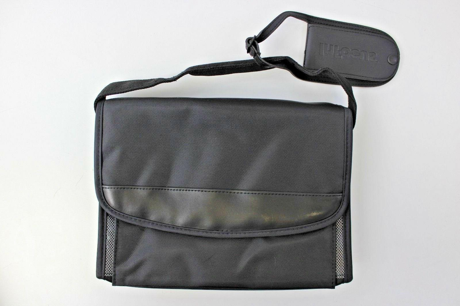 ca softcase 01 black soft polyester projector