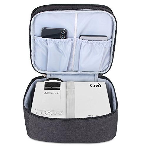 Luxja DR.J Case for and Accessories