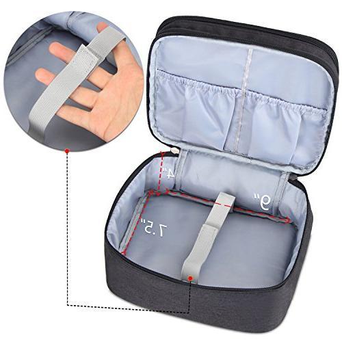 Luxja DR.J Case Mini and Accessories Black