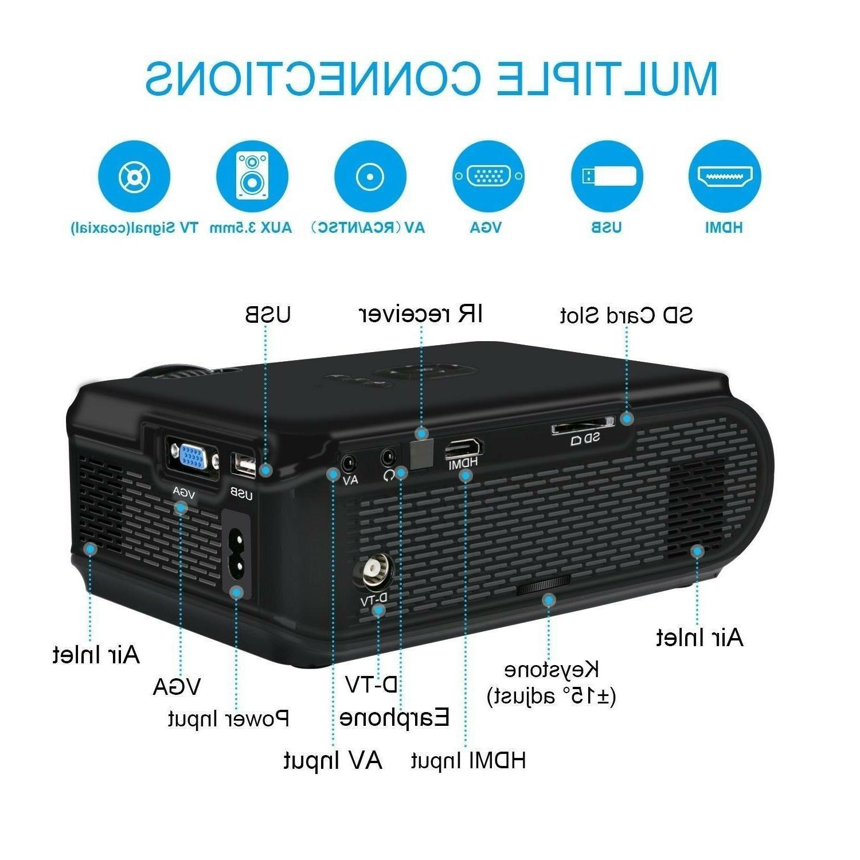 Mini LED Phone PC Drive S...