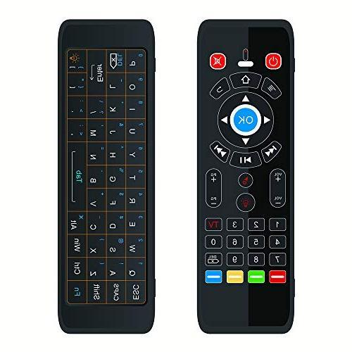dual side remote