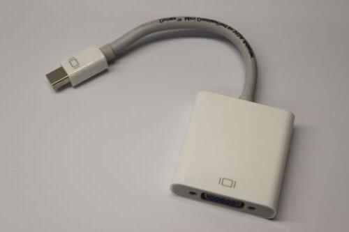 dx ap180 mini displayport to vga adapter