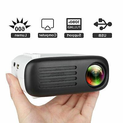 1080p Full Portable LED Cinema Theater SD