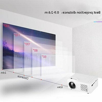 Full HD 1080P Home Theater 3D TFT